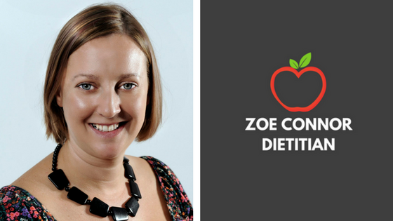 zoe connor dietitian